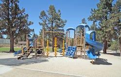 Children's Playground Equipment Royalty Free Stock Images
