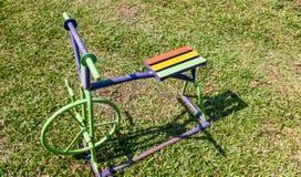Children's playground equipment Stock Images