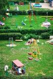 Children's playground royalty free stock photography