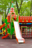 Children`s playground Stock Photo