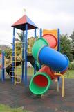 Children's playground at park Royalty Free Stock Photos