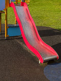 Children's Playground Slide. Slide  in a children's playground Stock Photography