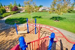 Children's Playground Structure Royalty Free Stock Photography