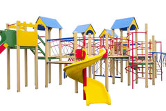 Children's playground Royalty Free Stock Photos