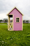 Children's playhouse Stock Image