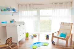 Children's Playroom Royalty Free Stock Photo
