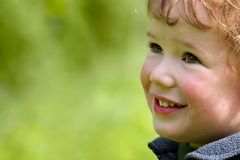 Children's pleasure Royalty Free Stock Photography