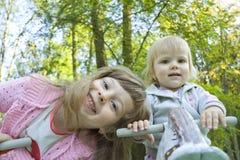 Children S Pleasures Stock Images