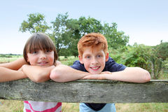 Children's portrait Royalty Free Stock Photo