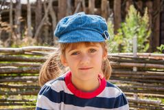 Children's portrait Royalty Free Stock Photos