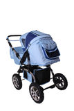 Children's pushchair Royalty Free Stock Photos