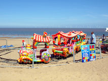 Children's ride, Ingoldmells, Skegness. Stock Photography