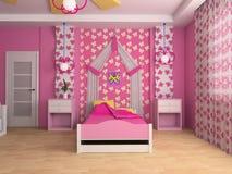 Children's room Stock Photography