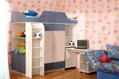 Children's room Stock Photography