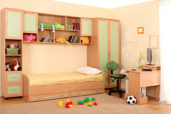 Children's room stock images