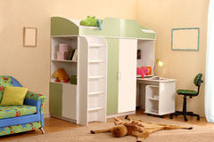Children's room Stock Image