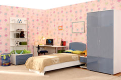 Children's room Stock Photos