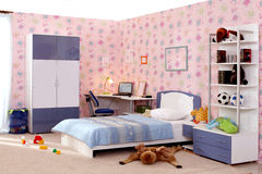 Children S Room Royalty Free Stock Photos