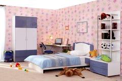 Children's room royalty free stock photos