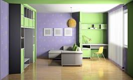 Children's room 3d