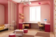 Children's room interior Stock Photography