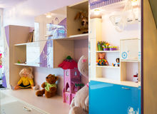 A children's room Stock Images