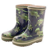 Children S Rubber Boots Royalty Free Stock Photography