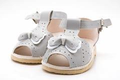 Children's sandal Royalty Free Stock Images