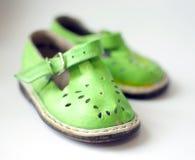 Children's sandals Royalty Free Stock Photo