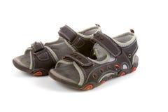 Children's sandals Stock Images