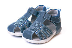 Children's sandals Royalty Free Stock Image