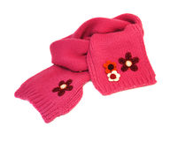 Children's scarf Royalty Free Stock Images