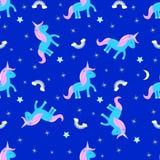 Children`s seamless pattern vector illustration