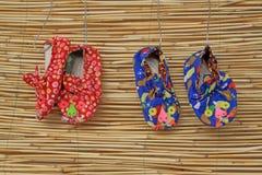 Children's shoes Stock Photo