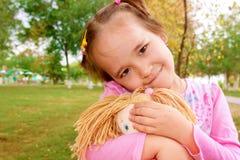 Children's sincerity Stock Photo