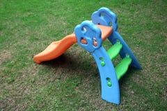 Children's slide Stock Photo