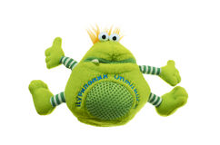Children's soft toys. Royalty Free Stock Photography