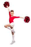 Children's sports - joy and health Stock Photography