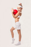 Children's sports - joy and health Royalty Free Stock Images