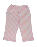 Children's striped pants Royalty Free Stock Photo