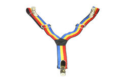 Children's suspenders Stock Image