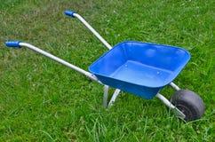 Children`s toy, building wheelbarrow, southern Bohemia Royalty Free Stock Photos