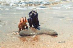 Children& x27;s toy dinosaur