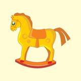 Children's toy. Icon. Vector illustration. Royalty Free Stock Photography