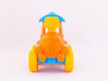Children`s toy locomotive Stock Images