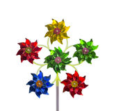 Children's toy pinwheel Royalty Free Stock Photography