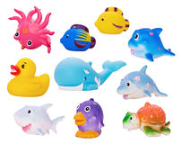 Children S Toys For Water Royalty Free Stock Photos