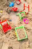 Children's toys Royalty Free Stock Photography