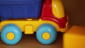 Children's toys stock footage
