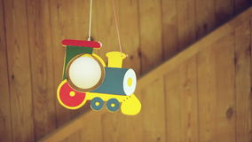Children's train Royalty Free Stock Photo